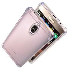 Huawei Mate 9 Pro用極薄ソフトケース シリコンケース 耐衝撃 全面保護 クリア透明 T06 ファーウェイ クリア