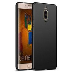 Huawei Mate 9 Pro用ハードケース プラスチック 質感もマット ファーウェイ ブラック