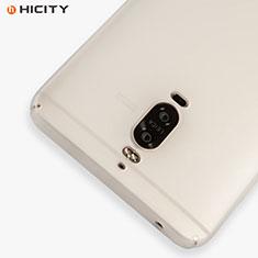 Huawei Mate 9 Pro用極薄ソフトケース シリコンケース 耐衝撃 全面保護 クリア透明 T05 ファーウェイ クリア