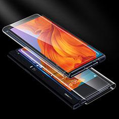 Huawei Mate Xs 5G用高光沢 液晶保護フィルム フルカバレッジ画面 ファーウェイ クリア