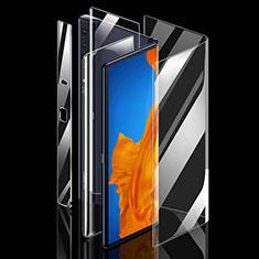 Huawei Mate Xs 5G用高光沢 液晶保護フィルム フルカバレッジ画面 F03 ファーウェイ クリア