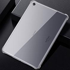 Huawei MatePad 10.8用極薄ソフトケース シリコンケース 耐衝撃 全面保護 クリア透明 カバー ファーウェイ クリア