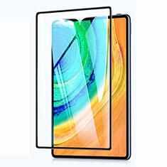 Huawei MatePad Pro 5G 10.8用強化ガラス フル液晶保護フィルム ファーウェイ ブラック