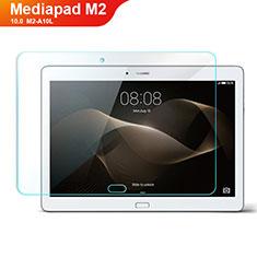 Huawei MediaPad M2 10.0 M2-A10L用強化ガラス 液晶保護フィルム ファーウェイ クリア