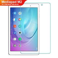 Huawei MediaPad M2 10.1 FDR-A03L FDR-A01W用強化ガラス 液晶保護フィルム ファーウェイ クリア