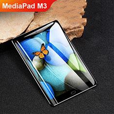 Huawei MediaPad M3用強化ガラス 液晶保護フィルム T04 ファーウェイ クリア