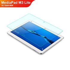 Huawei MediaPad M3 Lite 10.1 BAH-W09用強化ガラス 液晶保護フィルム ファーウェイ クリア