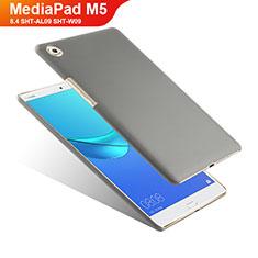 Huawei MediaPad M5 8.4 SHT-AL09 SHT-W09用ハードケース プラスチック 質感もマット ファーウェイ グレー