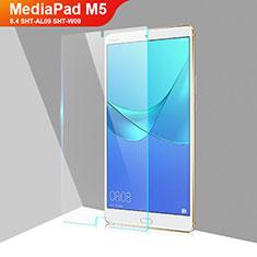 Huawei MediaPad M5 8.4 SHT-AL09 SHT-W09用強化ガラス 液晶保護フィルム ファーウェイ クリア