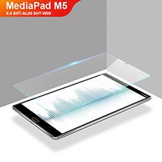 Huawei MediaPad M5 8.4 SHT-AL09 SHT-W09用強化ガラス 液晶保護フィルム T01 ファーウェイ クリア