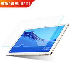 Huawei MediaPad M5 Lite 10.1用強化ガラス 液晶保護フィルム ファーウェイ クリア
