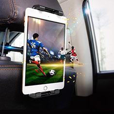 Huawei MediaPad M5 Lite 10.1用スタンドタイプのタブレット 後席スロット取付型 フレキシブル仕様 B01 ファーウェイ ブラック
