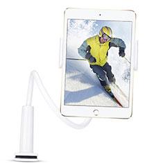 Huawei MediaPad M5 Pro 10.8用スタンドタイプのタブレット クリップ式 フレキシブル仕様 T38 ファーウェイ ホワイト