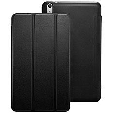 Huawei MediaPad T2 8.0 Pro用手帳型 レザーケース スタンド ファーウェイ ブラック