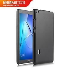 Huawei MediaPad T3 7.0 BG2-W09 BG2-WXX用ハードケース プラスチック 質感もマット ファーウェイ ブラック