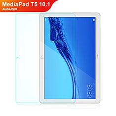 Huawei MediaPad T5 10.1 AGS2-W09用強化ガラス 液晶保護フィルム ファーウェイ クリア