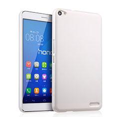 Huawei MediaPad X2用ハードケース プラスチック 質感もマット ファーウェイ ホワイト