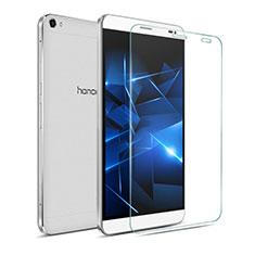 Huawei MediaPad X2用強化ガラス 液晶保護フィルム ファーウェイ クリア