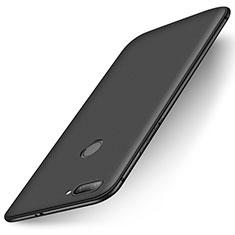 Huawei Nova 2用極薄ソフトケース シリコンケース 耐衝撃 全面保護 S01 ファーウェイ ブラック
