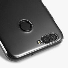 Huawei Nova 2用極薄ソフトケース シリコンケース 耐衝撃 全面保護 クリア透明 T05 ファーウェイ クリア