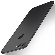 Huawei Nova 2 Plus用ハードケース プラスチック 質感もマット M01 ファーウェイ ブラック