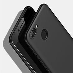 Huawei Nova 2 Plus用ハードケース プラスチック 質感もマット M08 ファーウェイ ブラック