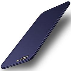 Huawei Nova 2S用極薄ソフトケース シリコンケース 耐衝撃 全面保護 S02 ファーウェイ ネイビー