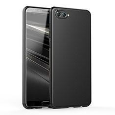 Huawei Nova 2S用ハードケース プラスチック 質感もマット M02 ファーウェイ ブラック