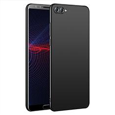 Huawei Nova 2S用ハードケース プラスチック 質感もマット M05 ファーウェイ ブラック