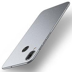 Huawei Nova 3用ハードケース プラスチック 質感もマット M01 ファーウェイ グレー