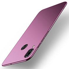 Huawei Nova 3用ハードケース プラスチック 質感もマット M01 ファーウェイ パープル