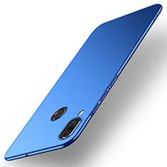 Huawei Nova 3用ハードケース プラスチック 質感もマット M01 ファーウェイ ネイビー
