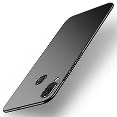 Huawei Nova 3用ハードケース プラスチック 質感もマット M01 ファーウェイ ブラック