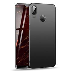 Huawei Nova 3用ハードケース プラスチック 質感もマット M02 ファーウェイ ブラック