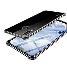 Huawei Nova 3用極薄ソフトケース シリコンケース 耐衝撃 全面保護 クリア透明 H03 ファーウェイ クリア