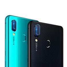 Huawei Nova 3用強化ガラス カメラプロテクター カメラレンズ 保護ガラスフイルム ファーウェイ クリア