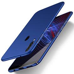 Huawei Nova 3e用ハードケース プラスチック 質感もマット M01 ファーウェイ ネイビー