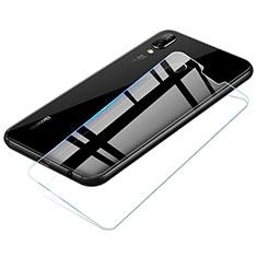 Huawei Nova 3e用強化ガラス 液晶保護フィルム T02 ファーウェイ クリア