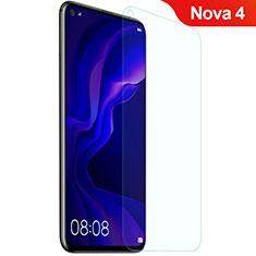 Huawei Nova 4用強化ガラス 液晶保護フィルム ファーウェイ クリア