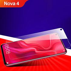 Huawei Nova 4用強化ガラス 液晶保護フィルム T06 ファーウェイ クリア