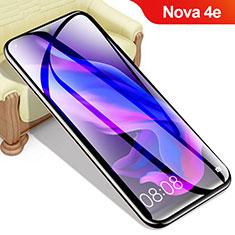 Huawei Nova 4e用強化ガラス 液晶保護フィルム T03 ファーウェイ クリア