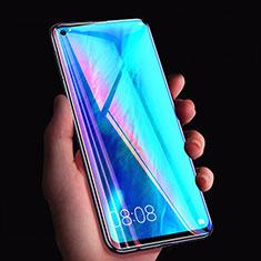 Huawei Nova 5i用アンチグレア ブルーライト 強化ガラス 液晶保護フィルム ファーウェイ クリア