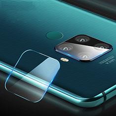 Huawei Nova 5i Pro用強化ガラス カメラプロテクター カメラレンズ 保護ガラスフイルム C09 ファーウェイ クリア