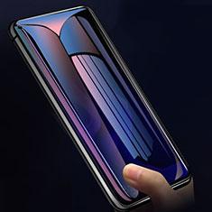 Huawei Nova 5T用反スパイ 強化ガラス 液晶保護フィルム M01 ファーウェイ ブラック