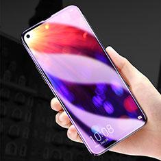 Huawei Nova 5T用アンチグレア ブルーライト 強化ガラス 液晶保護フィルム B01 ファーウェイ クリア
