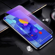 Huawei Nova 5z用アンチグレア ブルーライト 強化ガラス 液晶保護フィルム B04 ファーウェイ クリア