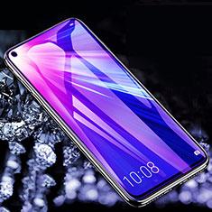 Huawei Nova 7 5G用アンチグレア ブルーライト 強化ガラス 液晶保護フィルム B05 ファーウェイ クリア