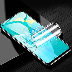 Huawei Nova 7 5G用高光沢 液晶保護フィルム フルカバレッジ画面 F10 ファーウェイ クリア