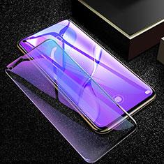 Huawei Nova 7 5G用強化ガラス フル液晶保護フィルム アンチグレア ブルーライト F08 ファーウェイ ブラック