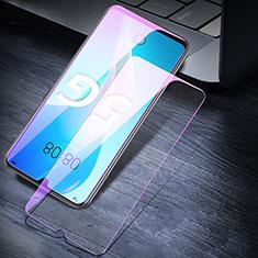 Huawei Nova 8 SE 5G用アンチグレア ブルーライト 強化ガラス 液晶保護フィルム ファーウェイ クリア